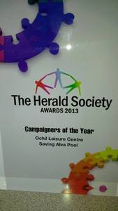 Herald Society Award