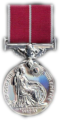 Anne Spruce Awarded British Empire Medal