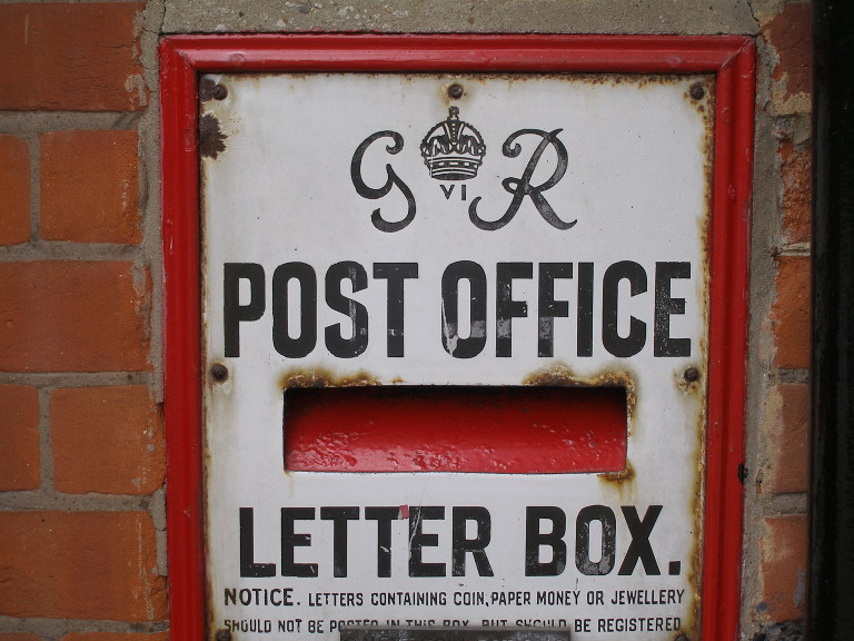 Post Office Changes
