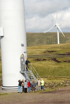 Extension to Windfarm