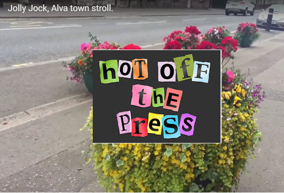 Alva Town Stroll By Jolly Jock