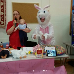 Alva Toddler Group pitch