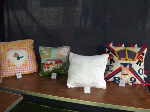 Cushion Competition Entries