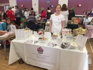 Cup Cake Stall - Photo by Fiona Gillis