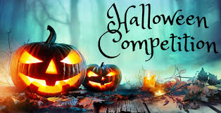 Halloween competition for the kids (up to Primary 7)