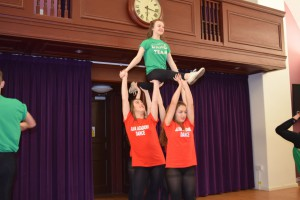 00030Alva Christmas Fayre '15 - Alva Academy Dancers  tower